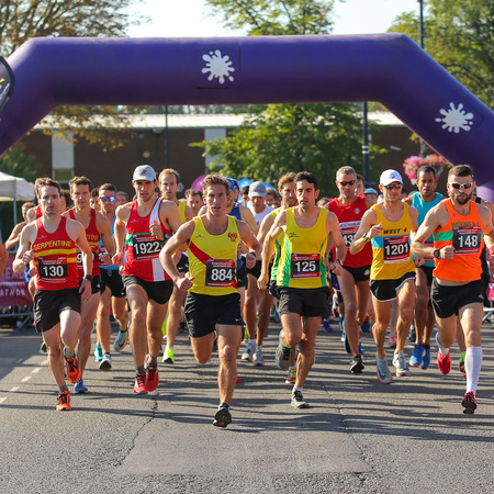 Maidenhead Half Marathon - Sunday 1 September 2019