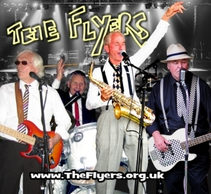 The Flyers (rock & pop covers band)