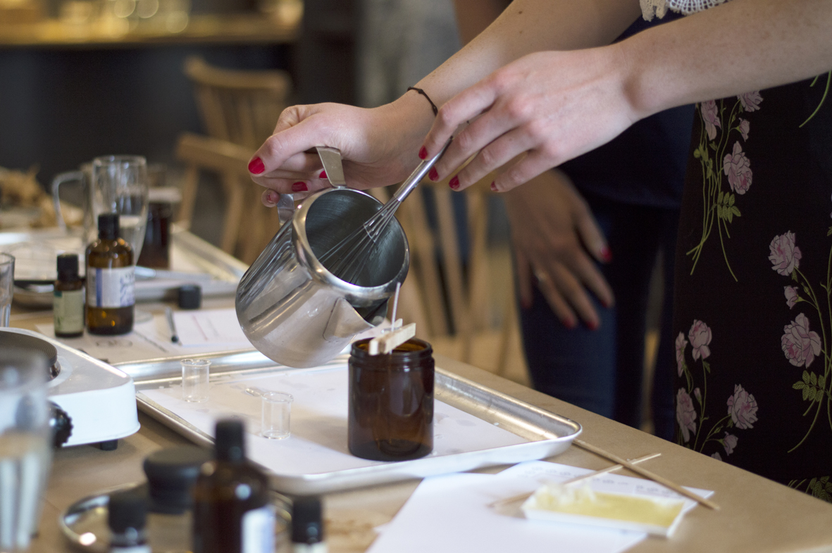 The London Refinery Candle Making Masterclass