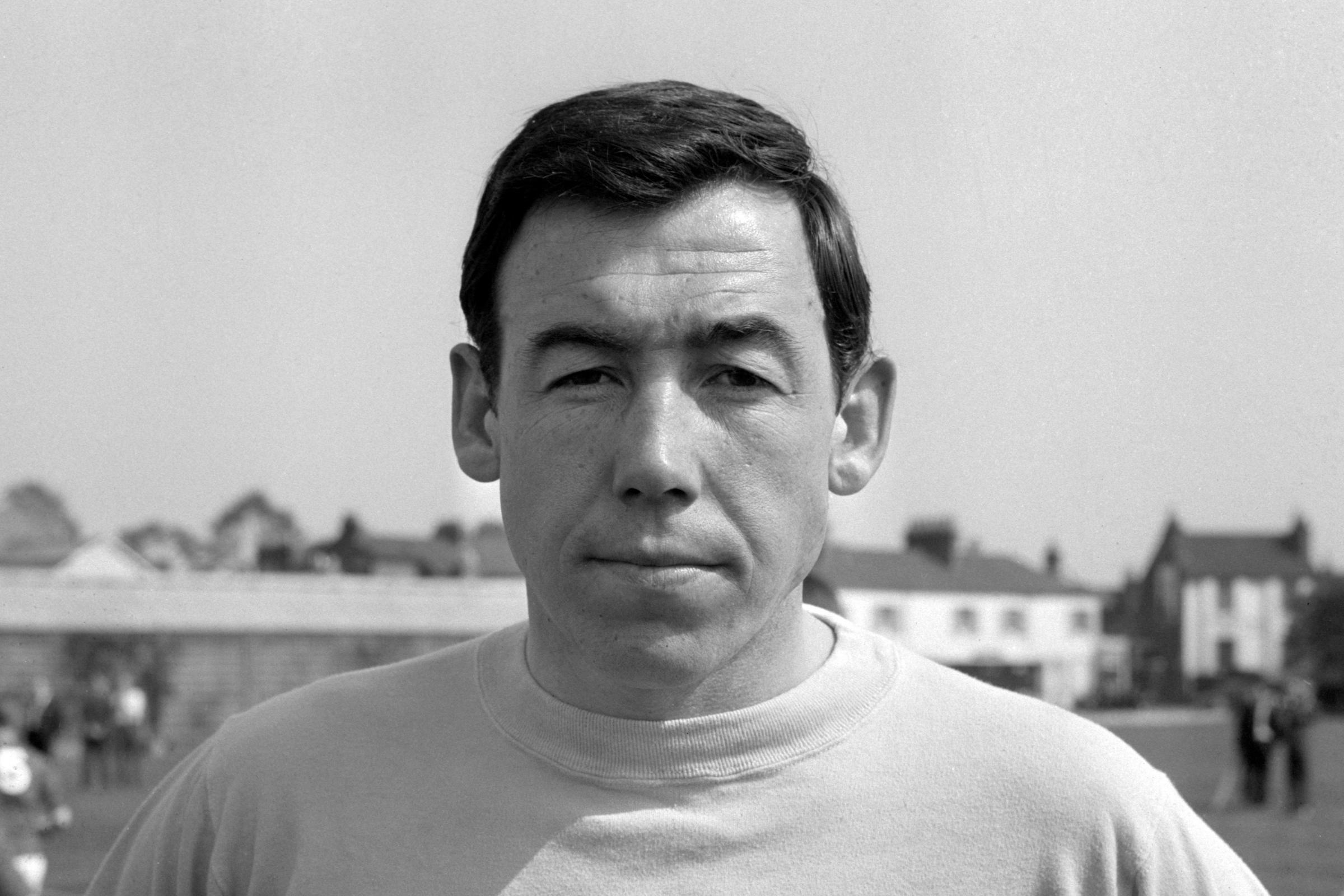 Gordon Banks enjoyed an illustrious career with England, Leicester, Stoke and Chesterfield