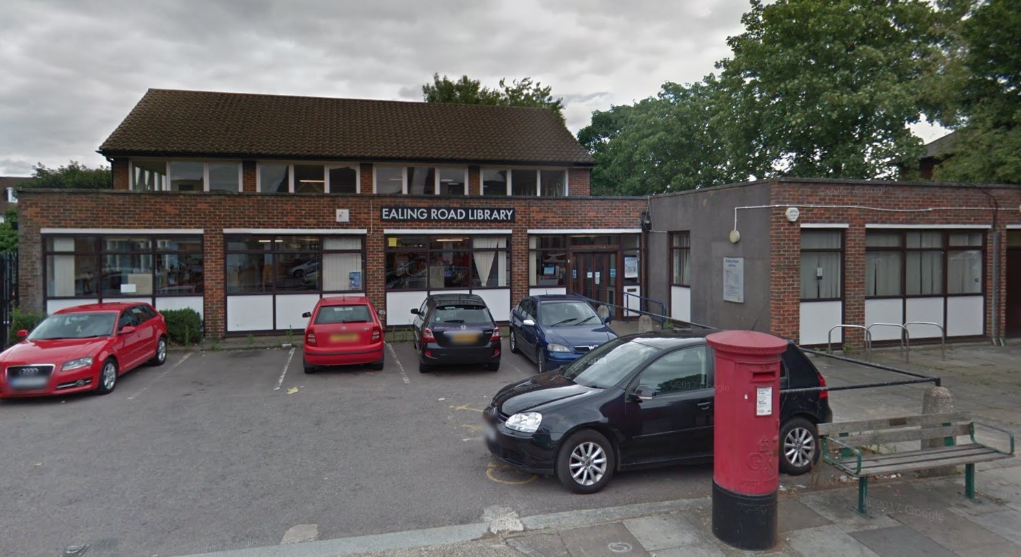 Ealing Road Library is one of those managed by the council (Image: Google Maps)