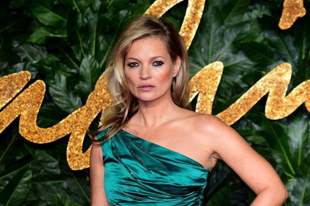 Hillingdon Times: Kate Moss grew up in Croydon