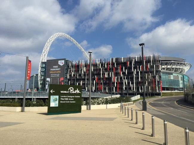 The strategy would tackle event days in Wembley (Photo: Pixabay)