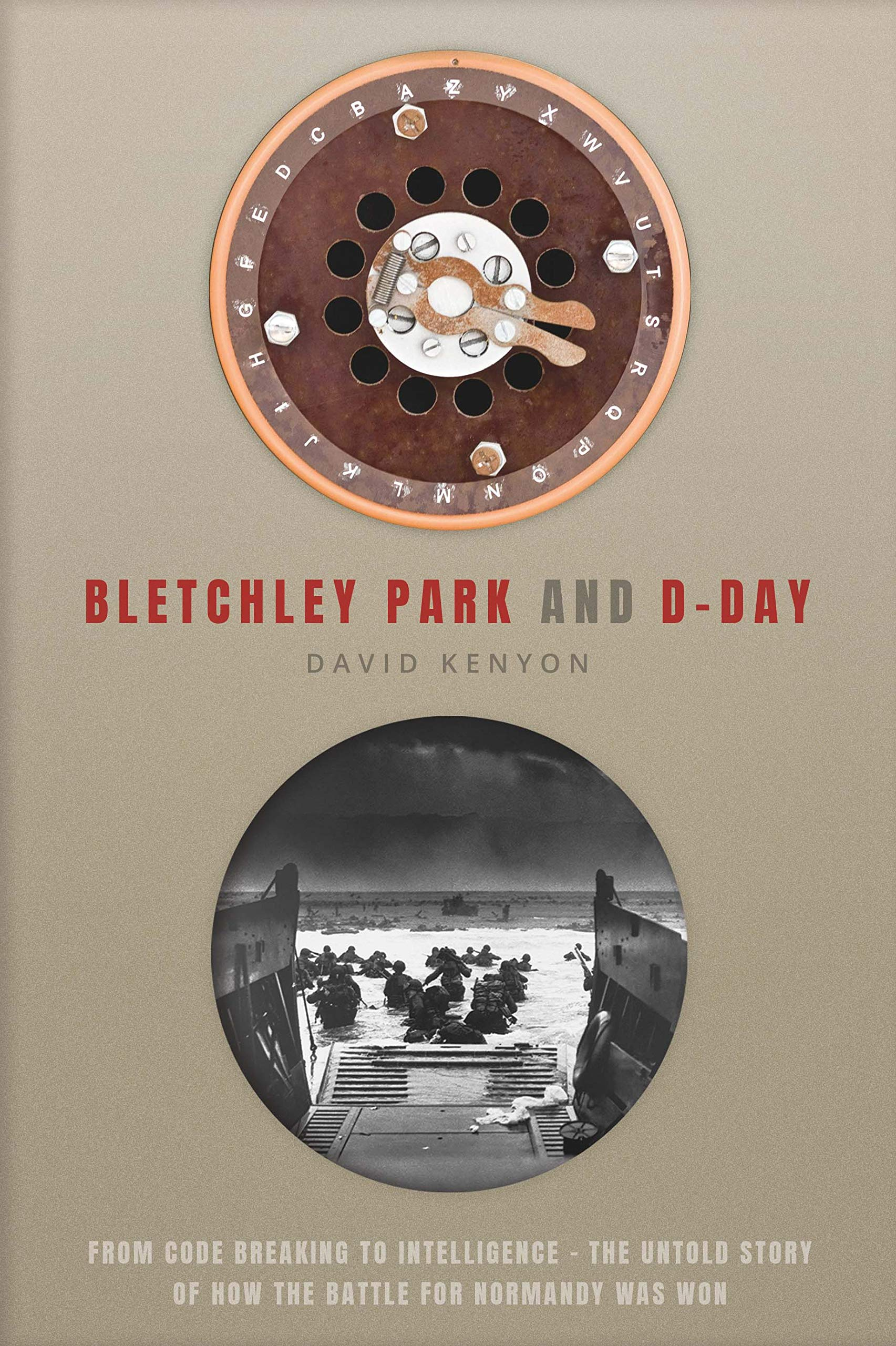 Bletchley Park and D Day with David Kenyon