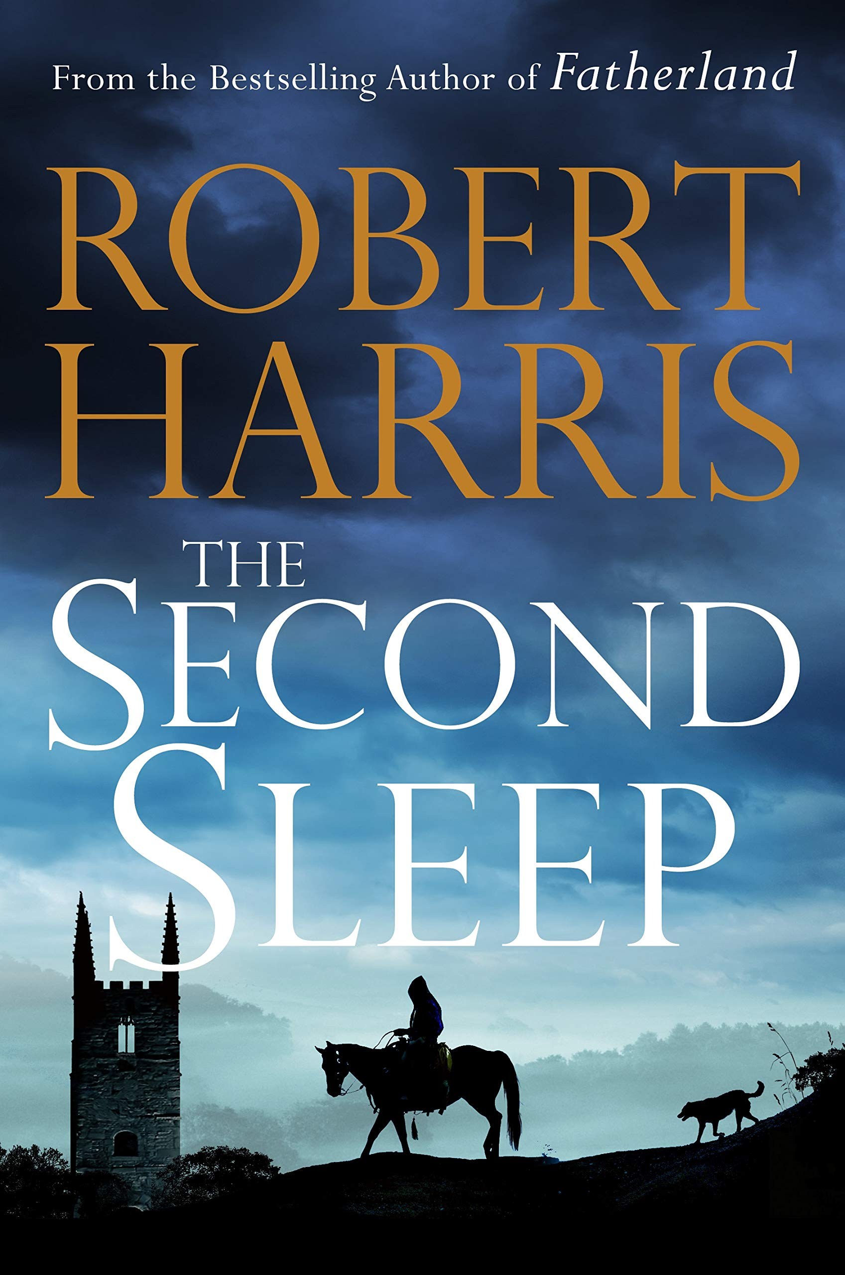 The Second Sleep with Robert Harris