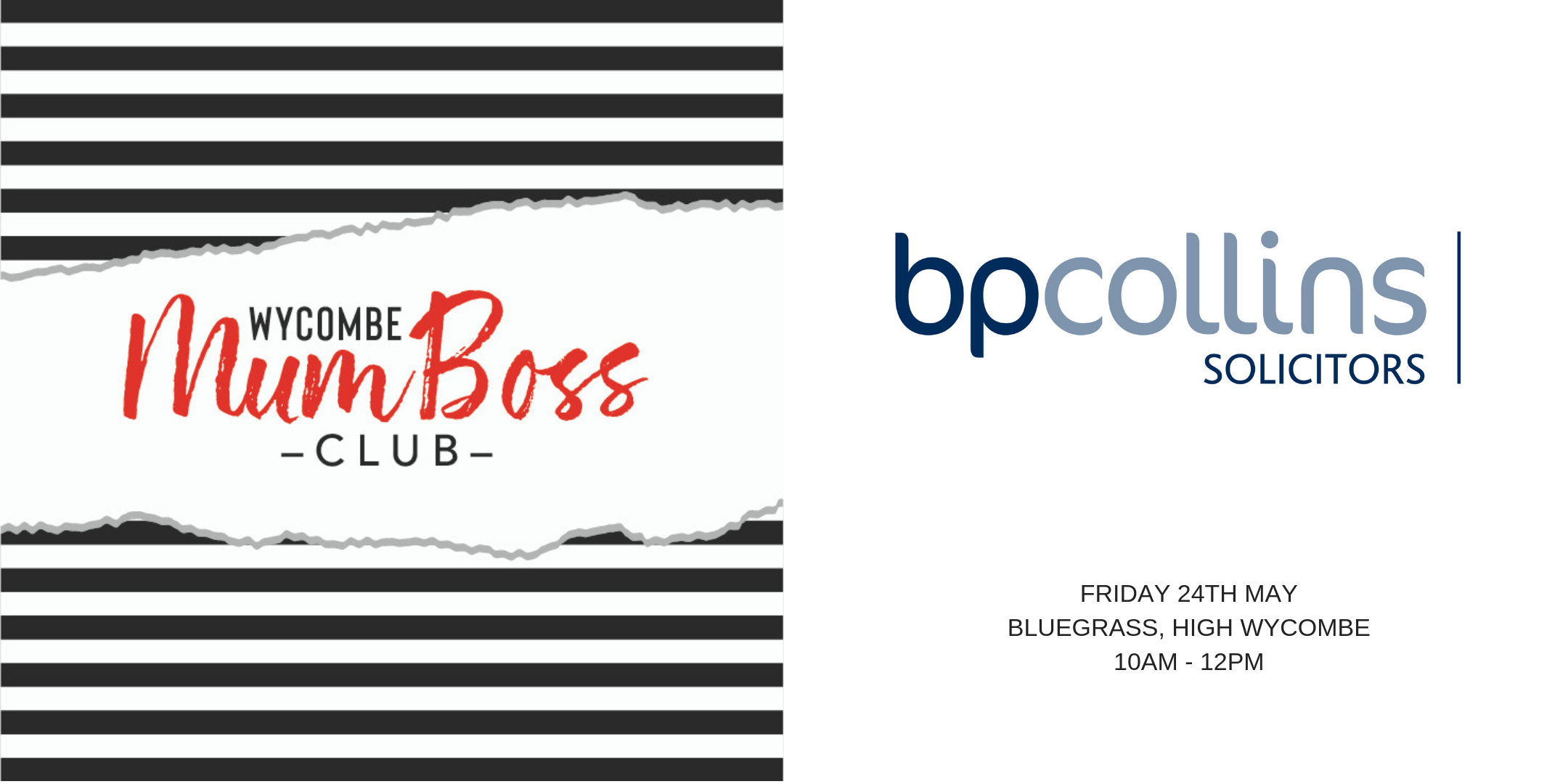 Wycombe MumBoss - Small Business Law with B P Collins