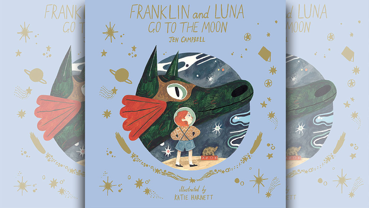 Franklin and Luna go to the Moon with Jen Campbell