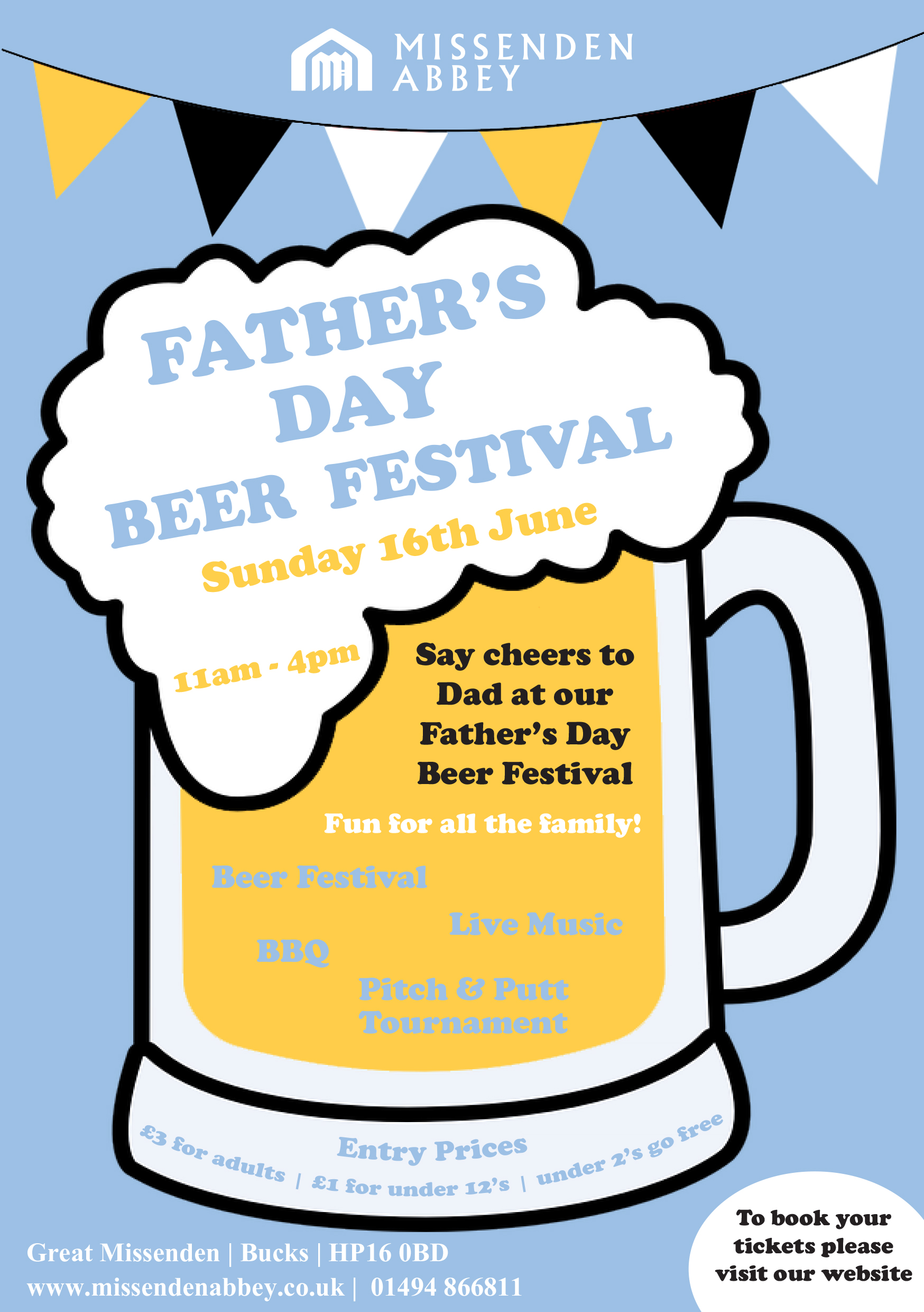 Father's Day Beer Festival