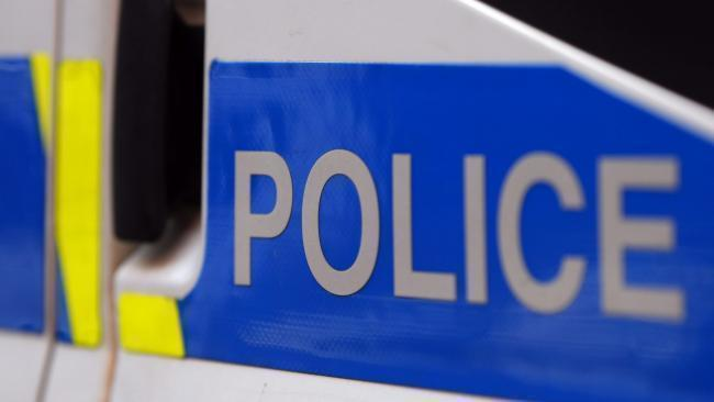 Police are looking for suspects after two houses were burgled.