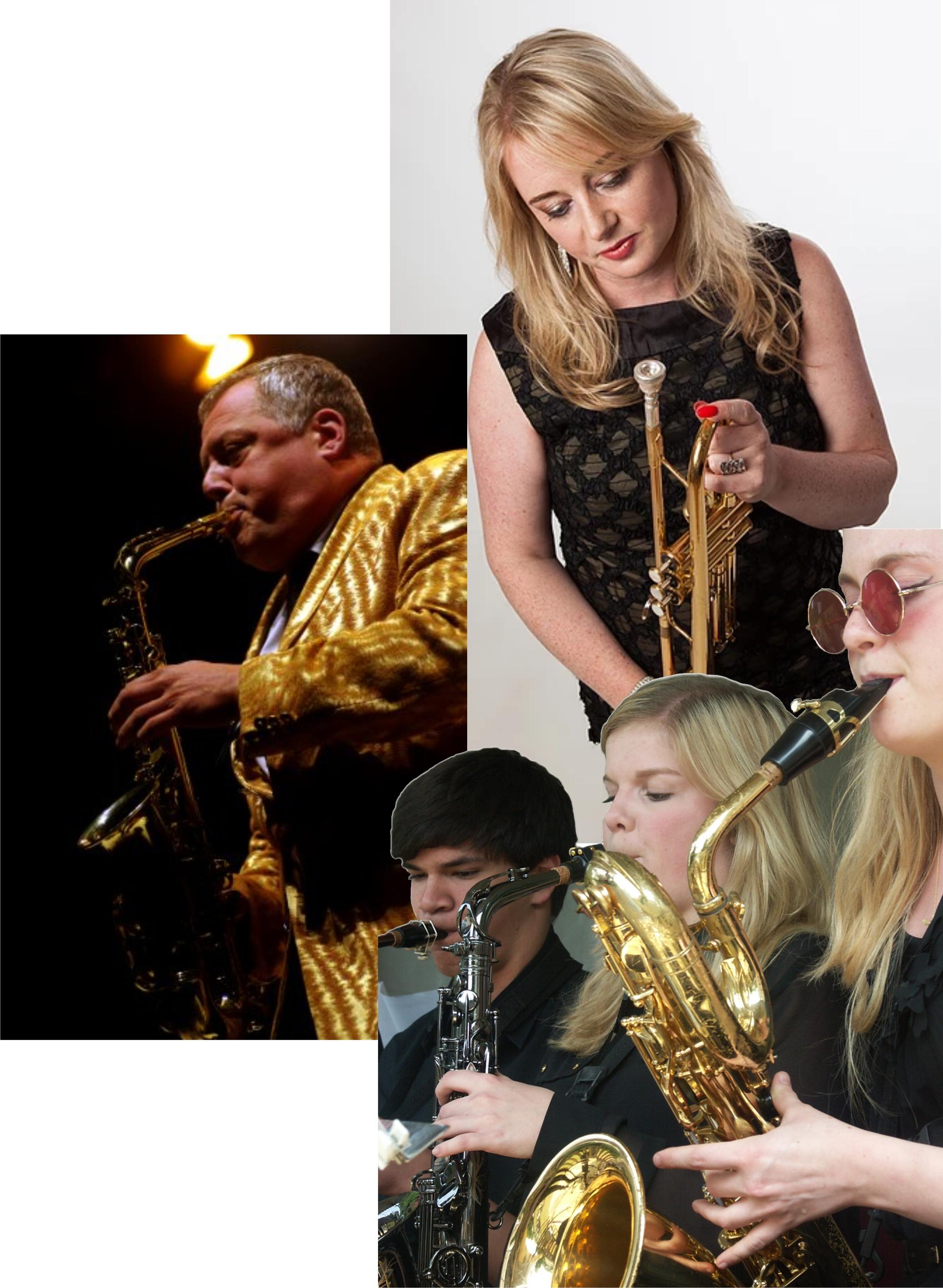 Big  Band Special: Peter Long, Georgina Jackson & the Nick Care Big Band at Tring!