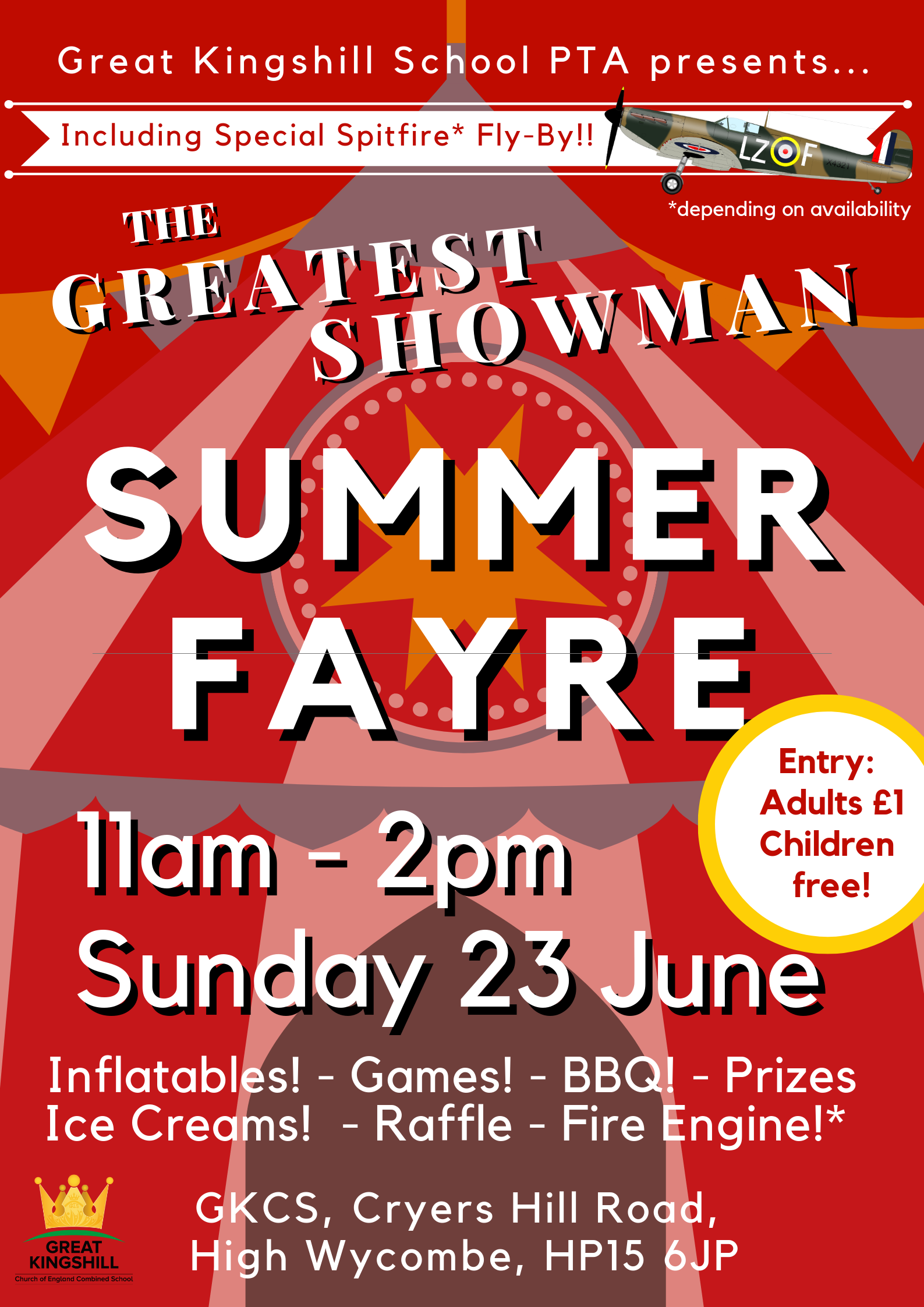 Summer Fayre at GKCS