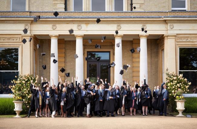 School's over: the ACS Hillingdon Class of 2019 celebrate