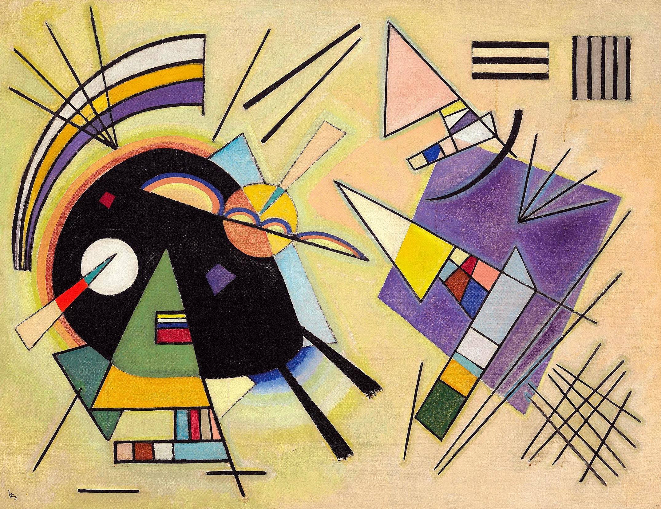 Holiday Arts: Wassily Kandinsky