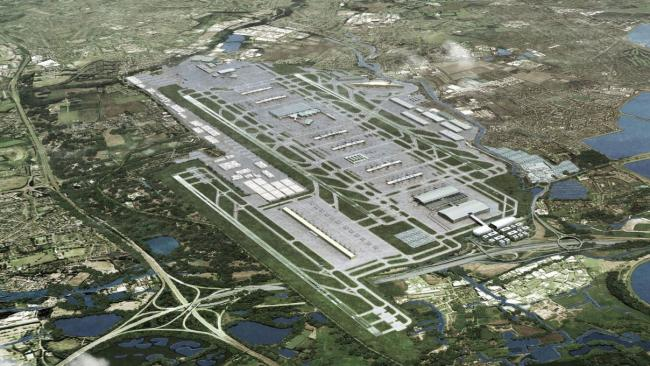 Runway Three plans: consultation begins on Tuesday